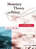 Monetary Theory and Policy