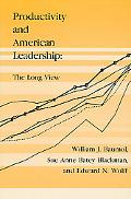 Productivity and American Leadership The Long View