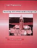 Logic Programming: The 1994 International Symposium