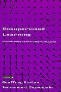 Unsupervised Learning Foundations of Neural Computation