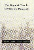 Linguistic Turn in Hermenutic Philosophy