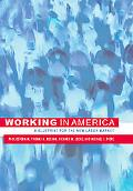 Working in America A Blueprint for the New Labor Market