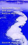 Economic Values and the Natural World