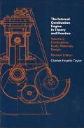 Internal-Combustion Engine in Theory and Practice Combustion, Fuels, Materials, Design