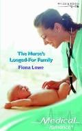 The Nurse's Longed-For Family (Medical Romance)