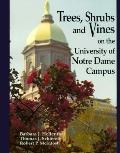 Trees, Shrubs, and Vines on the University of Notre Dame Campus