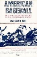 American Baseball,v.1