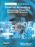 Financial Accounting Maintaining Financial Records and Accounts  Unit 5, Nvq Level 3, Aat, Cat