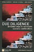 Due Diligence Definitive Steps to Successful Business Combinations