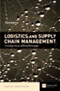 Logistics And Supply Chain Management Creating Value-Adding Networks