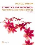 Statistics for Economics, Accounting and Business Studies (5th Edition)
