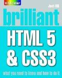Brilliant Html5 & Css3 (Brilliant Computing)