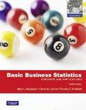 Basic Business Statistics - Student Solution Manual (12th, 12) by Berenson, Mark L - Levine,...