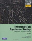Information Systems Today with Mymislab
