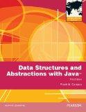 Data Structures and Abstractions with Java. by Frank Carrano (International Version)