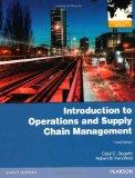 Introduction to Operations and Supply Chain Management.