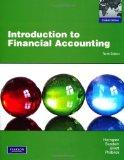 Introduction to Financial Accounting with MyAccountingLab: Global Edition