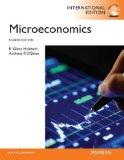 Microeconomics. R. Glenn Hubbard, Anthony P. O'Brien (International Edition)