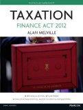 Taxation Finance Act 2012