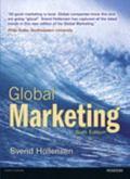 Global Marketing 6th edn (6th Edition)