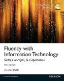 Fluency with Information Technology: Skills, Concepts, & Capabilities. Lawrence Snyder