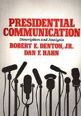 Presidential Communication Description and Analysis