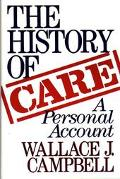 History of Care A Personal Account