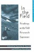In the Field Readings on the Field Research Experience