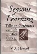 Seasons of Learning Talks to Graduates on Life After College