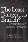 Least Dangerous Branch Consequences of Judicial Activism