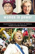 Women in Power World Leaders Since 1960