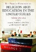 The Praeger Handbook of Religion and Education in the United States