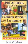 Preaching on Common Worship Lectionary A Resource Book