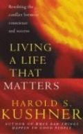 Living a Life That Matters