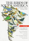 Birds of South America The Oscine Passerines