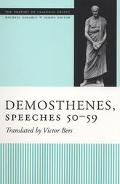 Demosthenes, Speeches 50-59