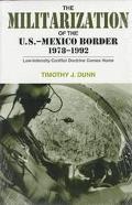 Militarization of U.s.-mexico Border