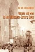 Women and Men in Late Eighteenth-Century Egypt