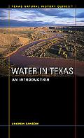 Water in Texas: An Introduction