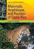 Mammals, Amphibians, and Reptiles of Costa Rica : A Field Guide
