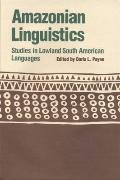 Amazonian Linguistics: Studies in Lowland South American Languages