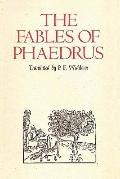 The Fables of Phaedrus - Phaedrus - Paperback - 1ST ED.