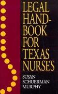 Legal Handbook for Texas Nurses