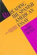 Rereading the Spanish American Essay Translations of 19th & 20th Century Women's Essays
