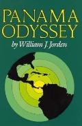 Panama Odyssey - William J. Jorden - Hardcover - 1st ed