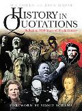 History in Quotations: Reflecting 5000 Years of World History