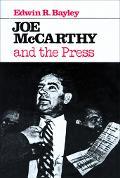 Joe McCarthy and the Press