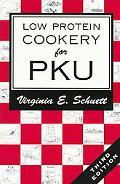 Low Protein Cookery for Phenylketonuria