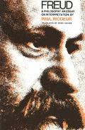 Freud and Philosophy An Essay on Interpretation