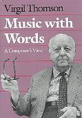 Music With Words A Composer's View